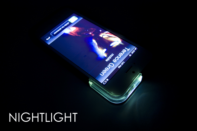 Sparx: LED Flash Notifications iPhone 5 Case
