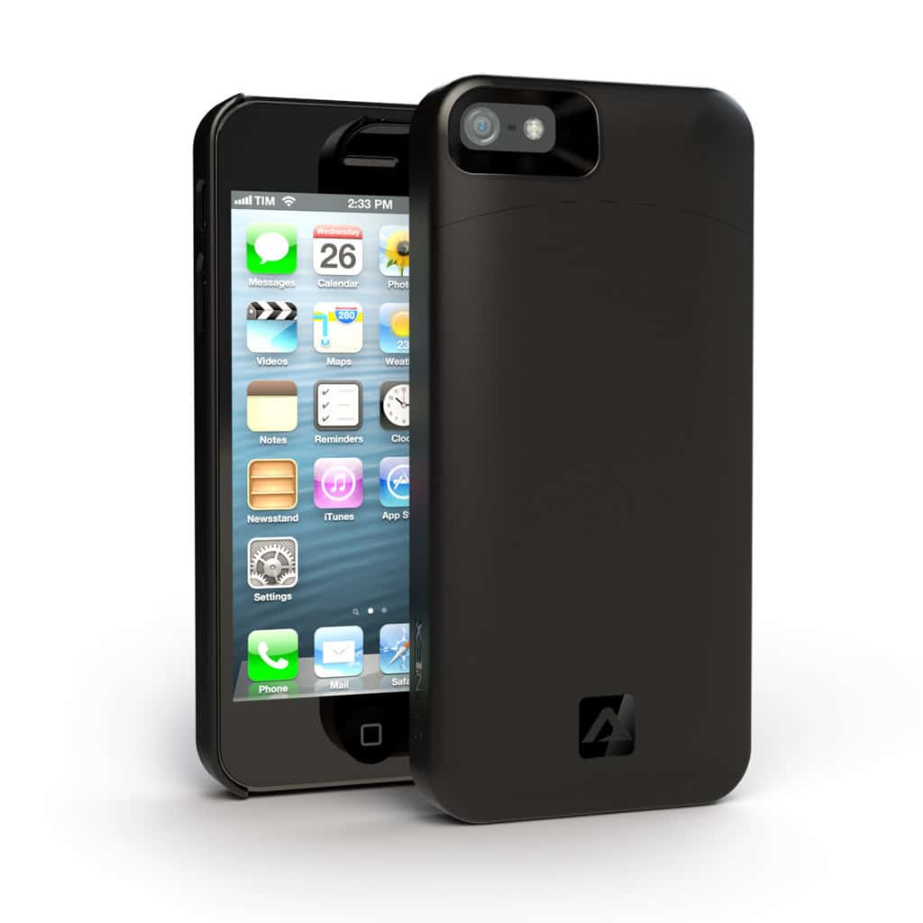 iPhone 5 Stealth Case Has A Hidden Storage Compartment