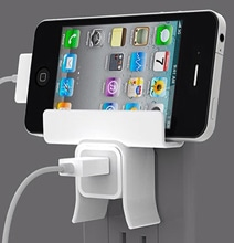 A Clever Little iPhone Holder That You Don't Know You Want Yet