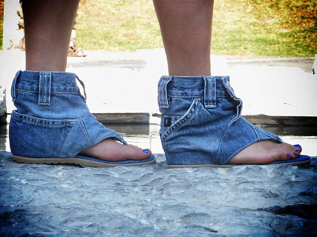 jeans-sandals-denim-shoes-etsy
