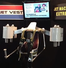 Jet Vest: Personal Flight Just Became Mainstream