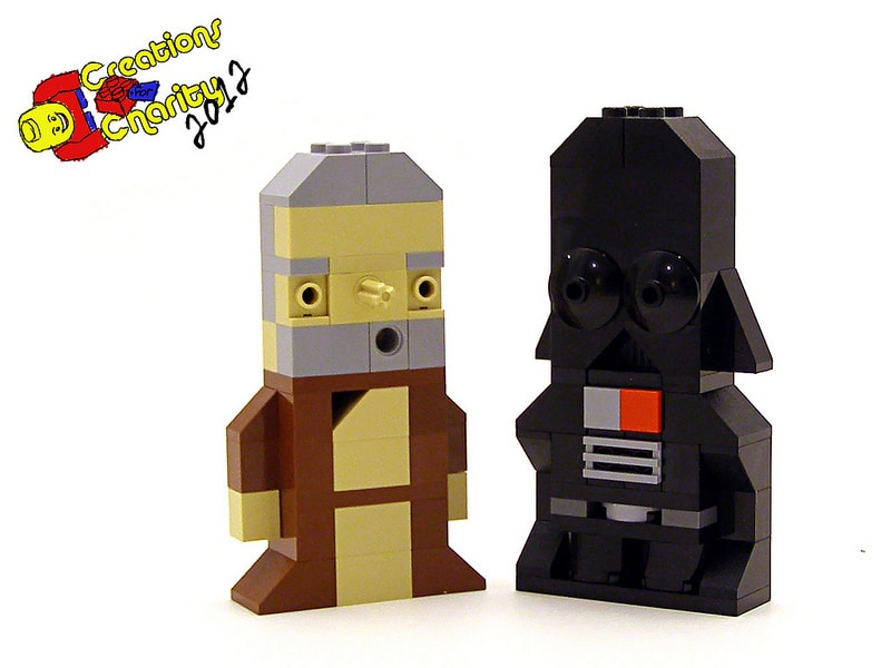 8 Stunning Micro LEGO Star Wars Characters