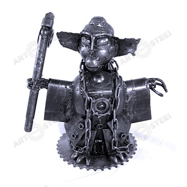 recycled-metal-yoda-creation