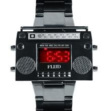 Boombox Retro Watch Fuses The '80s With Today