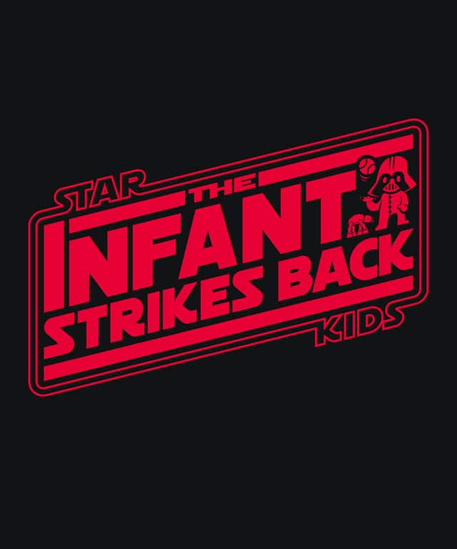 Raise 'Em Right: Clever Star Wars T-Shirts Designed Just For Kiddies