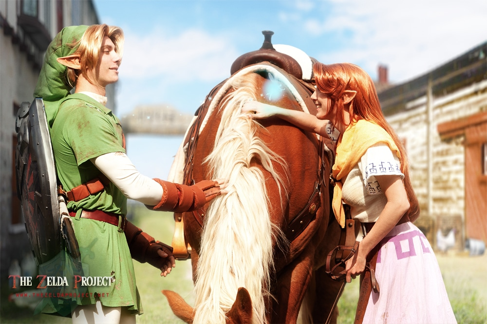 The Zelda Project: 7 Simply Stunning Photographs From Hyrule