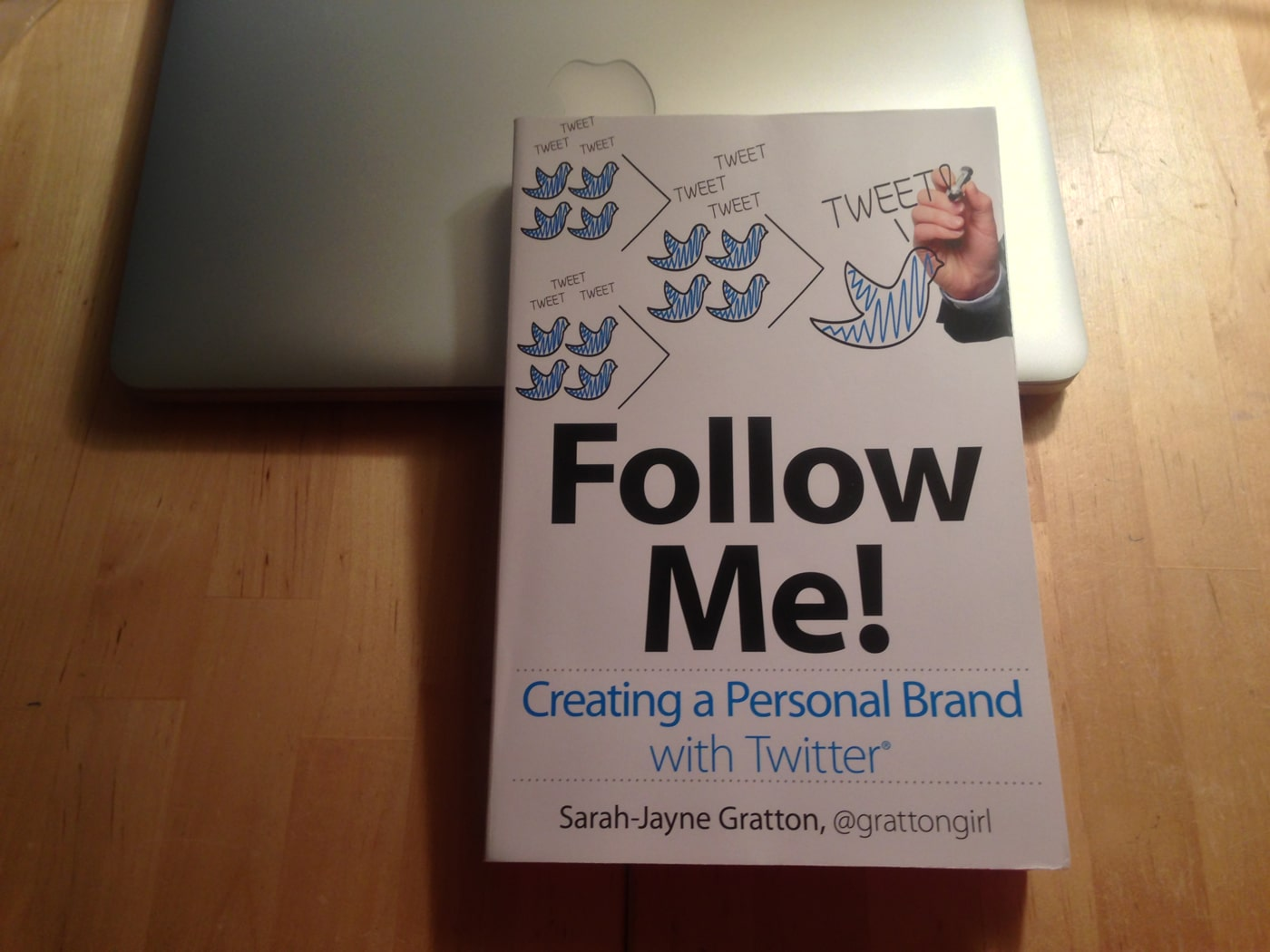 Follow Me: How To Create A Personal Brand On Twitter