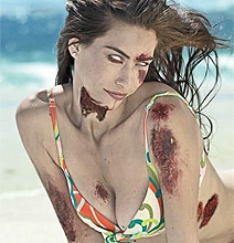 Sexy Zombies: The 2013 Zombie Bikini Calendar