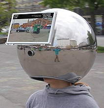 This Helmet Lets You View Your Overstimulated Life In Slow Motion