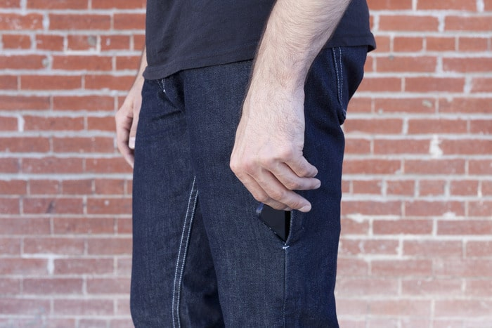 Should The Denim Smartphone Pocket Become Standard On Jeans?