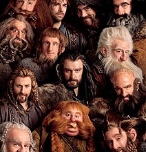 Hobbit Dwarves: How To Tell Them All Apart [Cheat Sheet]