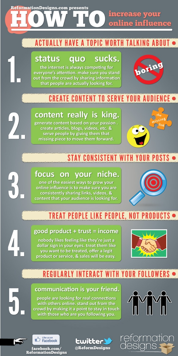 increasing-online-influence-guide-infographic