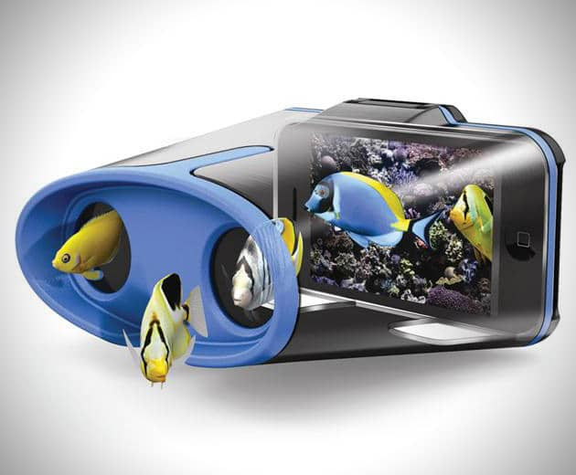 Watch Movies In 3D With Hasbro's iPhone 3D Movie Viewer
