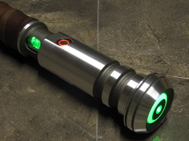 Behold The Most Realistic Role-Playing LED Lightsabers To Date