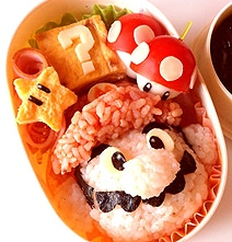 Super Mario Bento Box Tutorial: Surprise Your Sweetie With Lunch