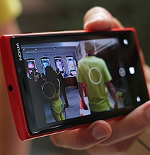 I Know What I Want for Christmas: The Nokia Lumia 920
