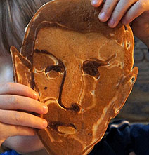 Star Trek Face Pancakes: The Perfect Pancakes For Trekkies