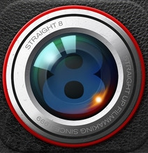 Straight 8: Complete Professional Movie Editing iPhone App