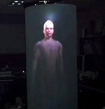 3D Holographic Pod Enables Life-Size 3D Phone Calls