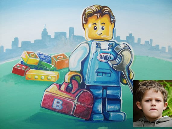 Immortalize Your Youth With A LEGO Self-Portrait & Become A Minifig