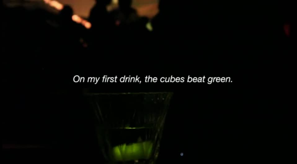 Smart Ice Cubes Dance To Music & Keep You From Drinking Too Much