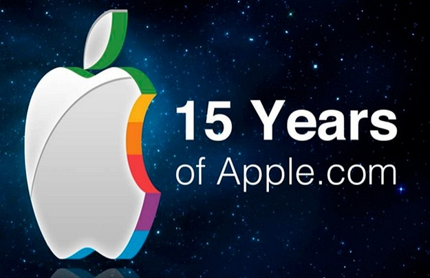 15 Years Of Apple Website History [Slideshow]