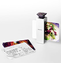 Aroma Post Card Printer Allows Sharing Of Smells