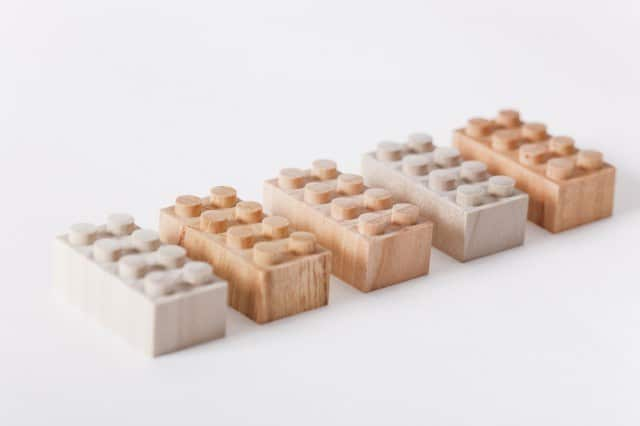brown-wooden-lego-bricks