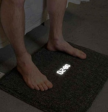 Get Out Of Bed: Carpet Alarm Clock Forces You To Wake Up