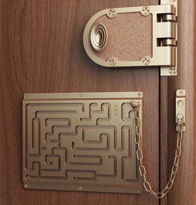 defendius-labyrinth-security-lock
