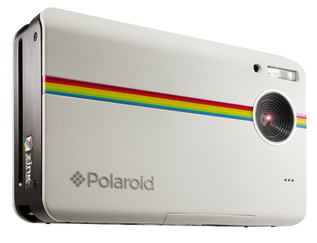 Digital Polaroid Camera Reinvents Instant Photo Printing