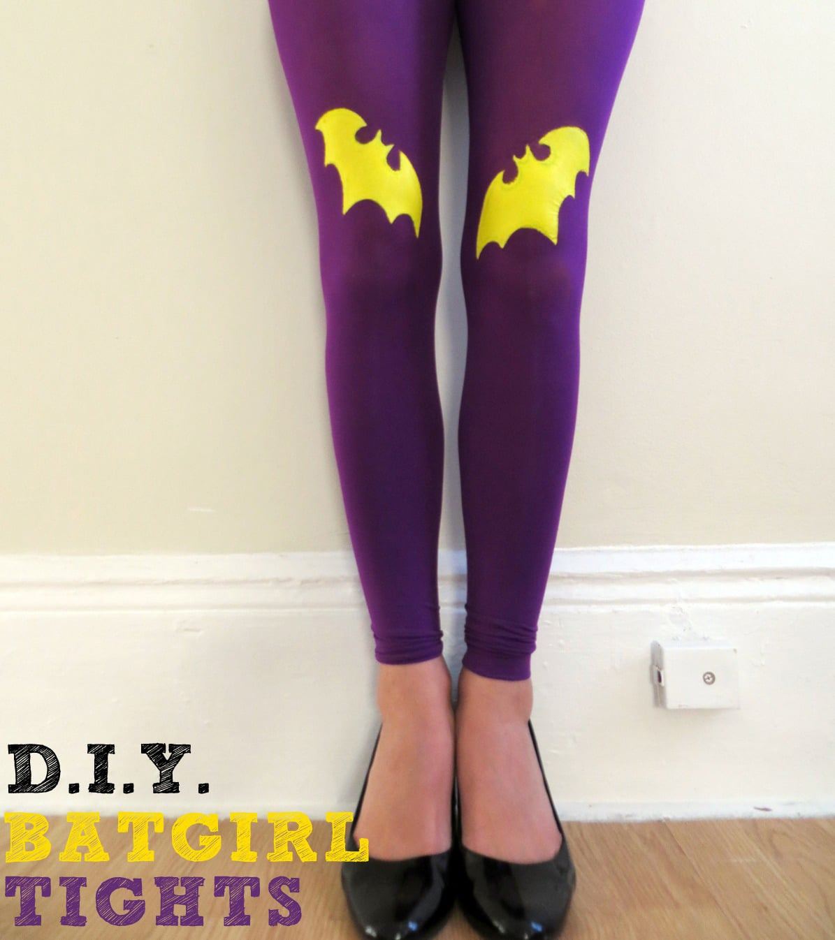 diy-geeky-batgirl-tights