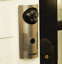 iPhone Home Security Enables Video Feed From Your Front Door