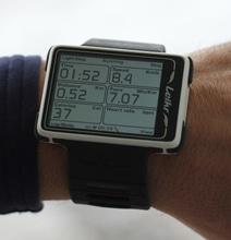 GPS Sports Watch Leikr Will Help You Track Everything