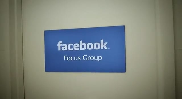 The Inevitable Perception Of A Facebook Focus Meeting [Video]
