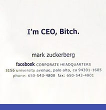 11 Famous Business Cards That Became Legendary
