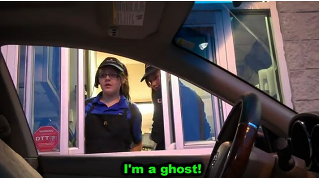 Driverless Car Prank: Best Prank Ever For Drive-Thru Restaurants