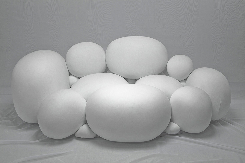 Lounge On Fluffy Marshmallows: Creative Couch Design