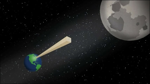 How To: Fold A Piece Of Paper So It Reaches The Moon