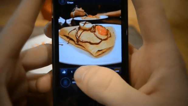 Food Discovery App Enables Vibrant Photo Sharing For Food Fanatics