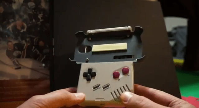 Game Boy Mod Turns Game Boy Into Android Game Controller