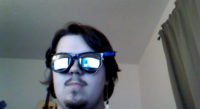 Servo Glasses Automate The Geeky Switch To Sunglasses