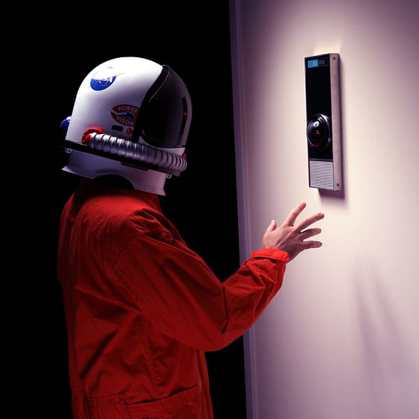 HAL 9000 Finally Realized, Alive & Responsive