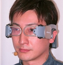 Head-Mounted Smartphone Project Includes Virtual Reality Calls