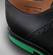 Heineken Beer Inspired Men's Shoes Look Surprisingly Sharp