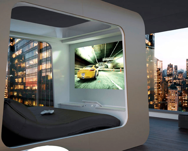 Gaming Bed For $52,000 Is The Ultimate Solution For Computer Addicts