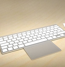 Hidden Touch: The Secret Touchpad On Your Wireless Keyboard