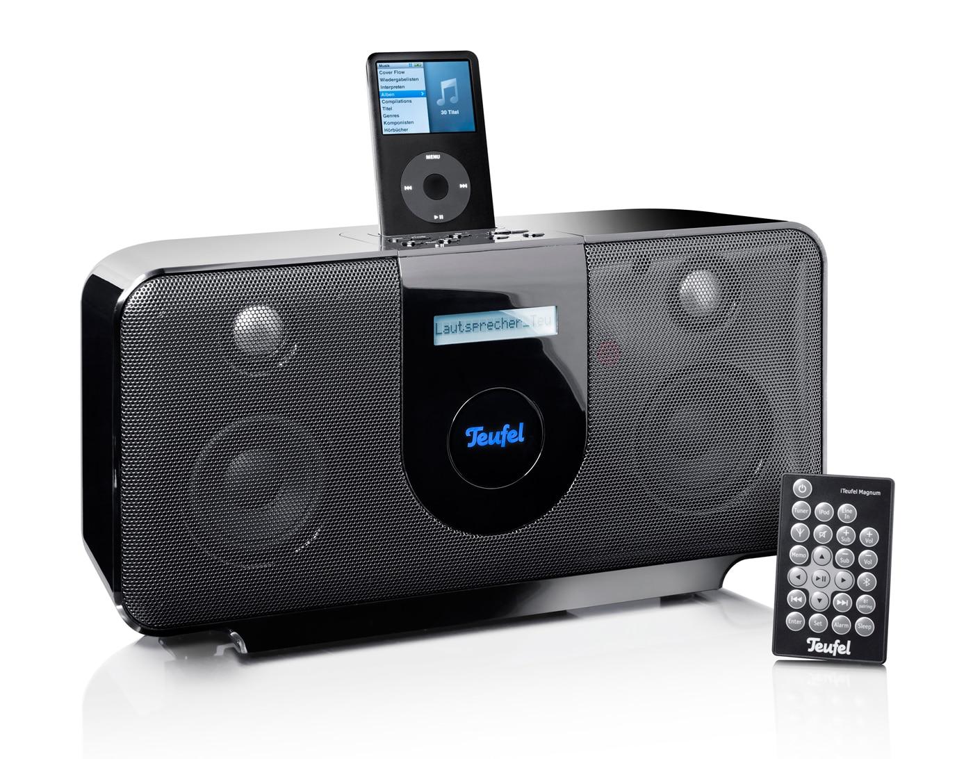 iTeufel-magnum-review-audio