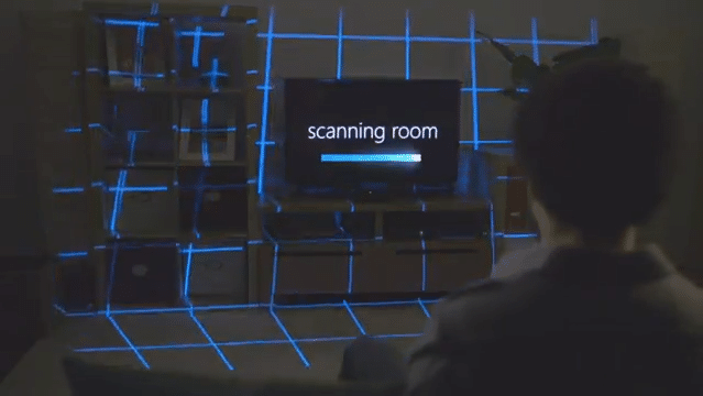 IllumiRoom Makes Your Entire Room Your Gaming Screen