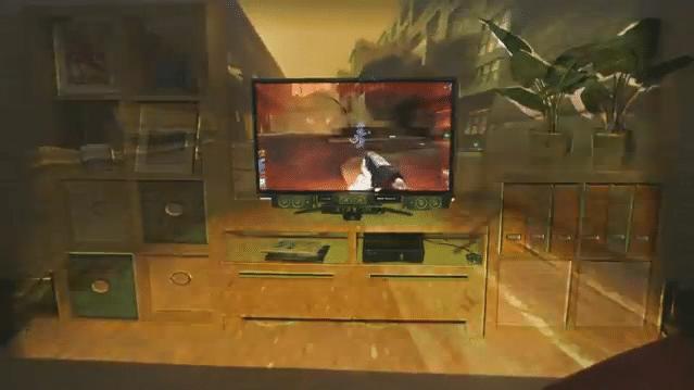 illumiroom-gaming-screen-projector